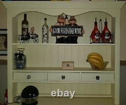 Large Cream Welsh Dresser