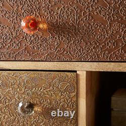 Modern Artisan Style 3 Drawers and 3 Doors Large Sideboard for Dining Room
