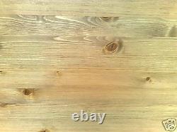 Pine Furniture Buckingham 5 Door 6 Drawer Extra Large Wardrobe+topbox Cream