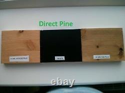 Pine Furniture Buckingham Extra Large Wardrobe 6 Door 6 Drawer Centre Mirrors
