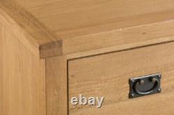 Hereford 3 Tiroir 4 Porte Sideboard / Grande Armoire / 2m De Large
