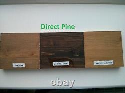 Main Richmond Pine 5 Porte Extra Large Garde-robe Avec 6 Tiroirs Pas De Packs Plats